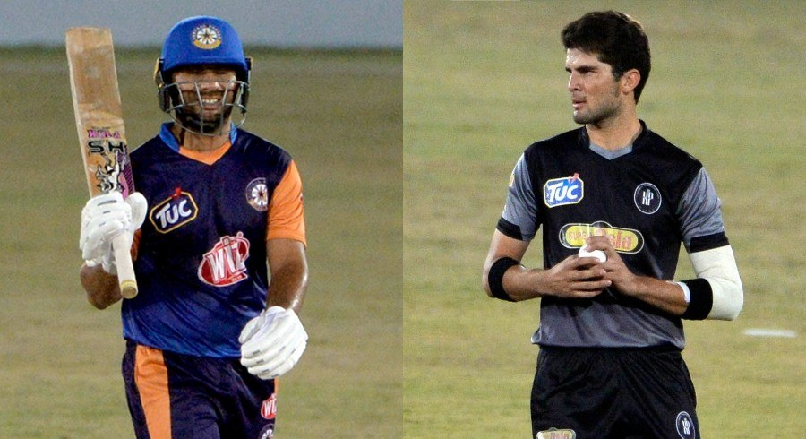 Muhammad Akhlaq ready to resume battle with Shaheen Afridi in HBL PSL 6