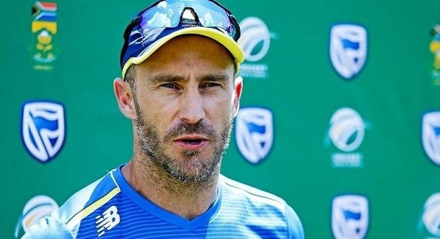 Du Plessis praises Azam Khan, says Sarfaraz's captaincy style is like Kohli