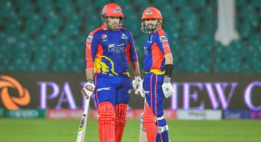 Babar, Sharjeel will be Karachi's first choice opening pair: Imad