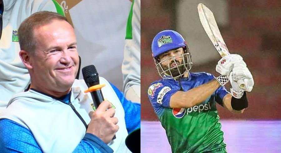 Andy Flower proud of 'brave and courageous' Mohammad Rizwan