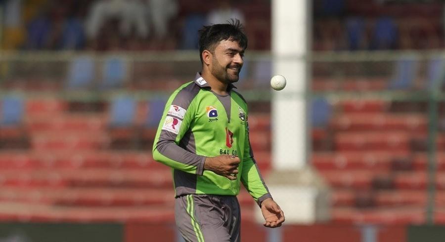 لاہور قلندرز کو راشد سے فتح گرکارکردگی کی امیدیں