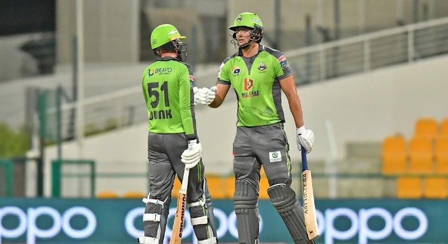 Lahore Qalandars manage 170 runs despite horror start against Peshawar Zalmi