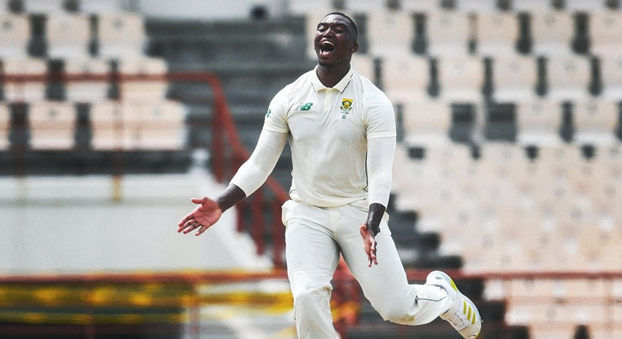 Ngidi gives South Africa edge in first Test against West Indies