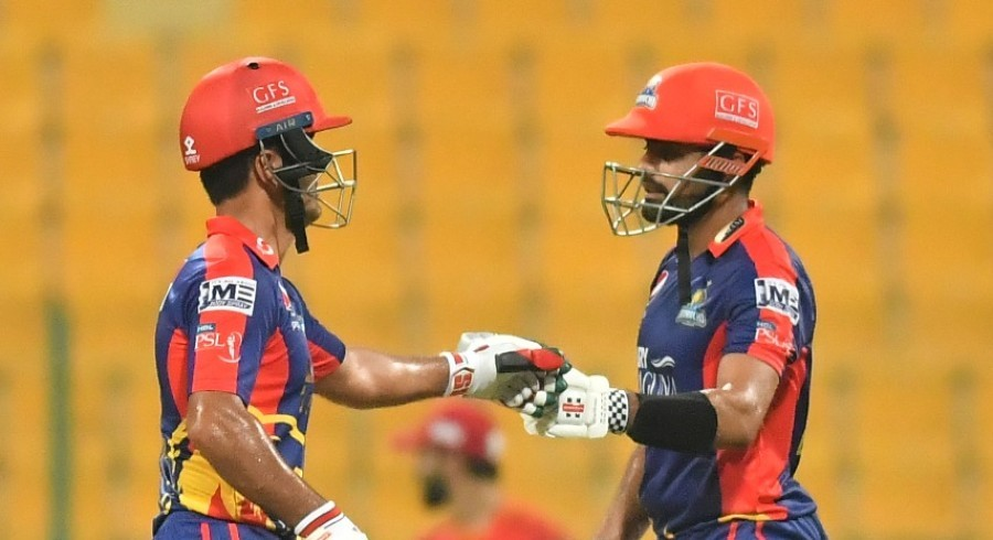 Babar, Zadran propel Karachi Kings to 190 runs against Islamabad United