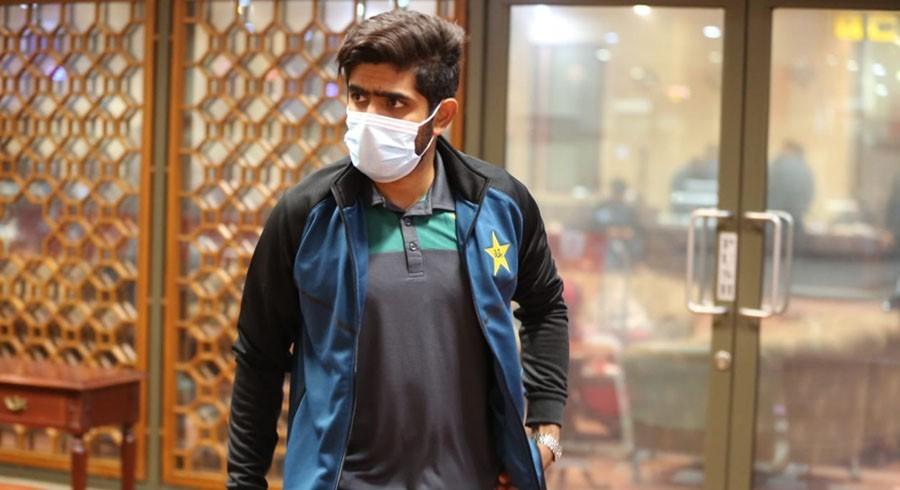 پاکستانی ٹیم خصوصی طیارے سے لاہورسے برمنگھم روانہ
