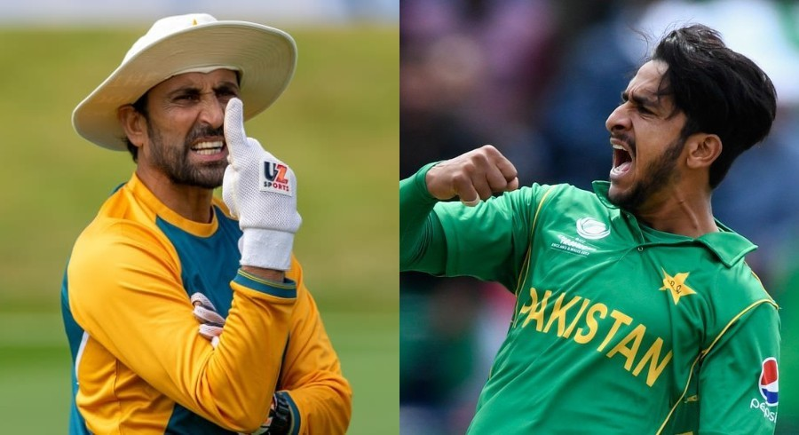 Younis Khan, Hasan Ali were involved in heated exchange during South Africa tour