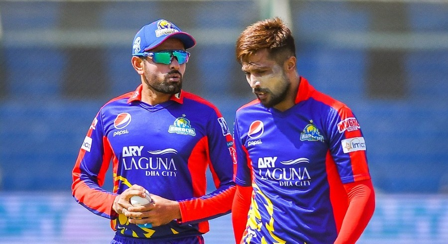 Karachi Kings relied on Babar Azam alone to get the job done
