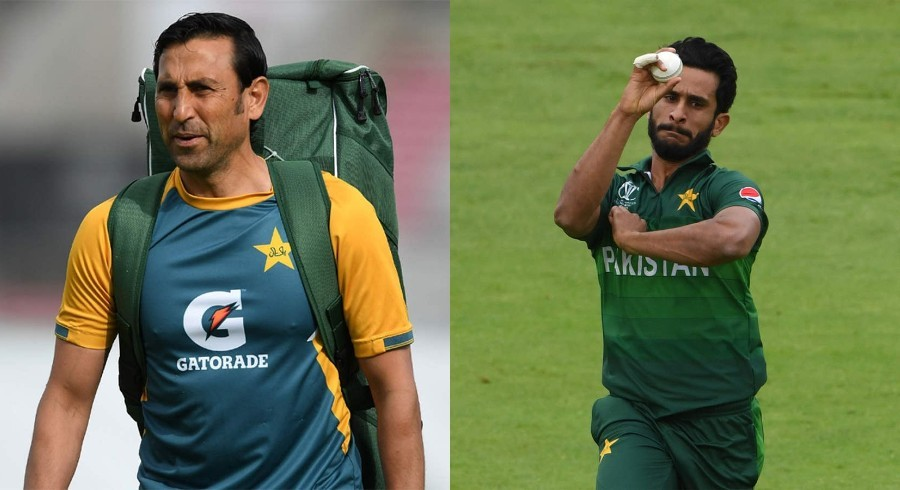 The story of Younis Khan, Hasan Ali and the ice bath