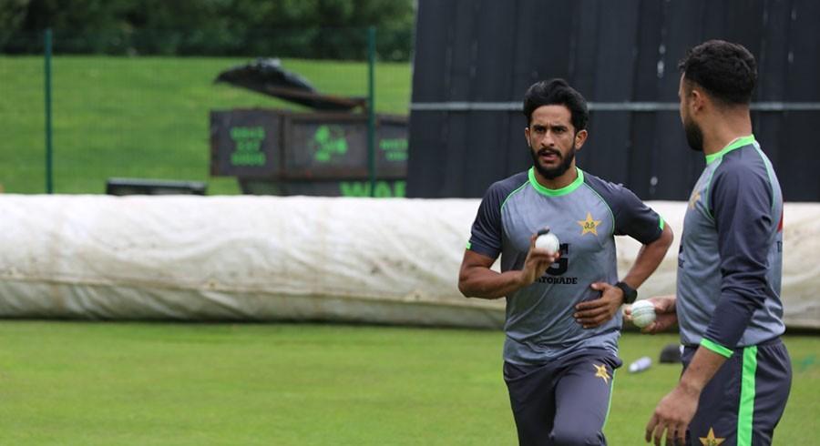 انگلینڈ کی کنڈیشنزوائٹ بال کرکٹ کے لیے موزوں ہے، حسن علی