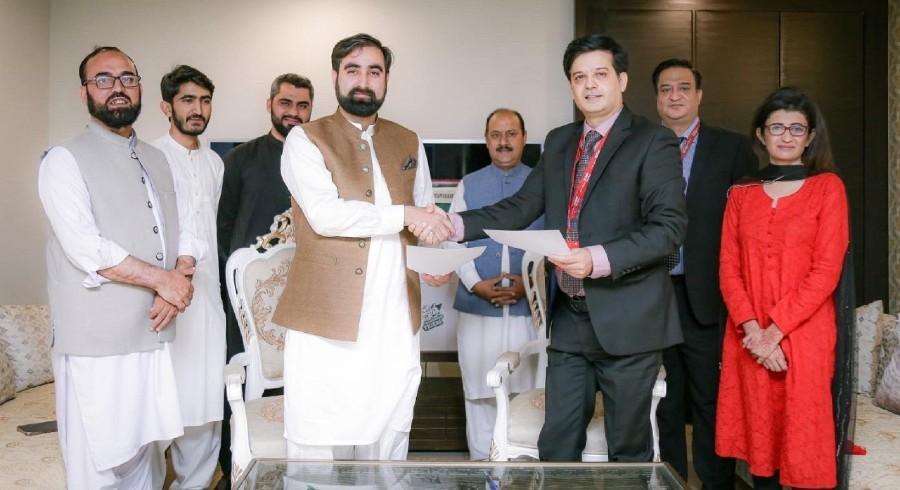 میڈیا  گروپ  کشمیر  پریمیر  لیگ میں  مظفر آباد  ٹائیگرز کا میڈیا  پارٹنر بن گیا