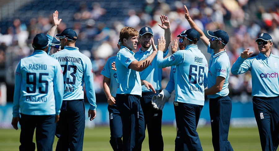 England name unchanged squad for Pakistan ODIs