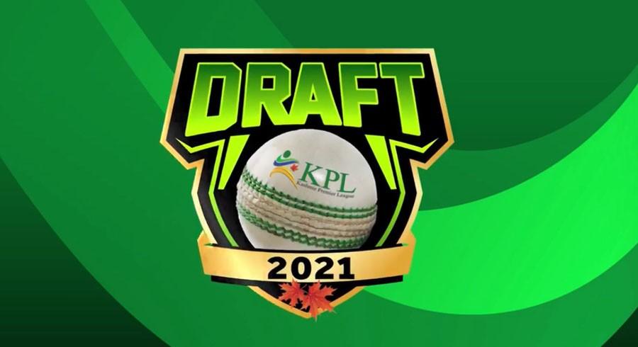 Complete squads after Kashmir Premier League Draft 2021