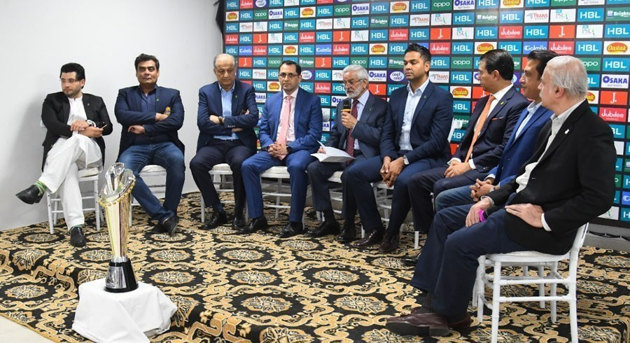 HBL PSL franchises write letter to PCB after launch of KPL