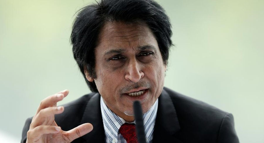 Ramiz Raja takes a dig at 'desperate' England after bubble breach