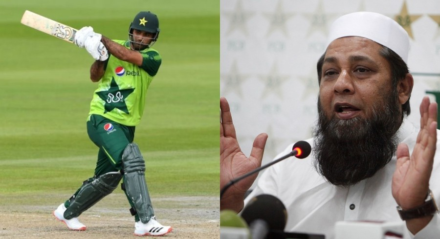 Fakhar Zaman will be wasted lower down the order: Inzamam