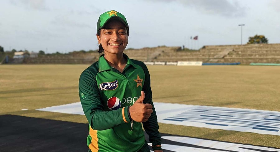 Fatima Sana's story is an inspiration for many girls wishing to take up the game