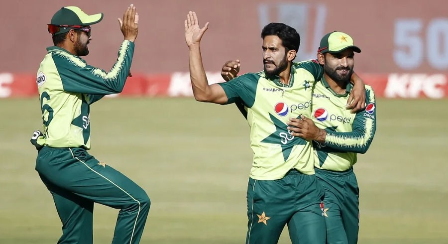 Hasan Ali available for selection ahead of third England T20I