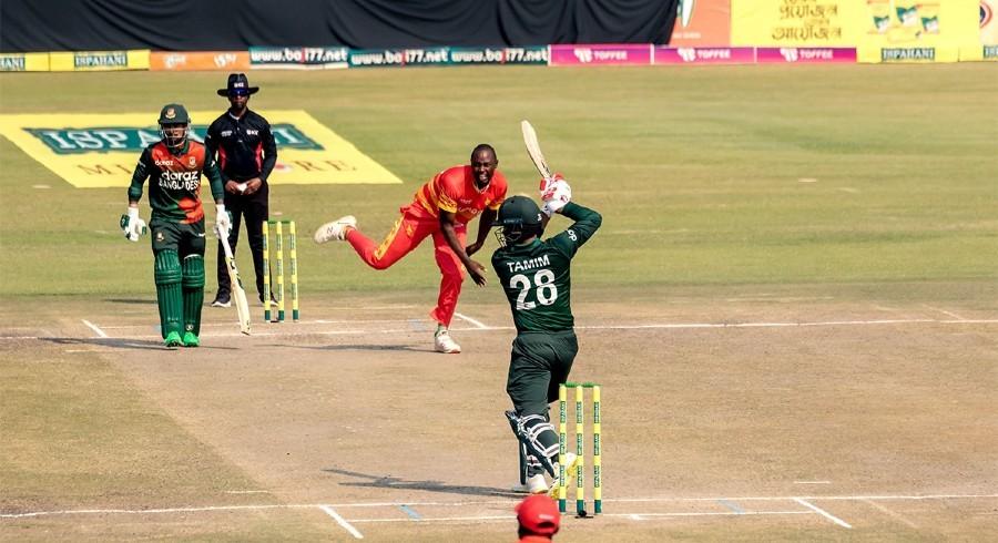 Tamim ton guides Bangladesh to ODI series sweep