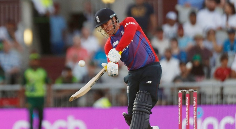 England come out on top in third T20I against Pakistan to clinch series
