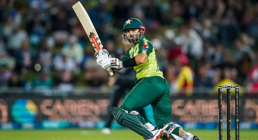 Mohammad Rizwan attains career-best T20I ranking