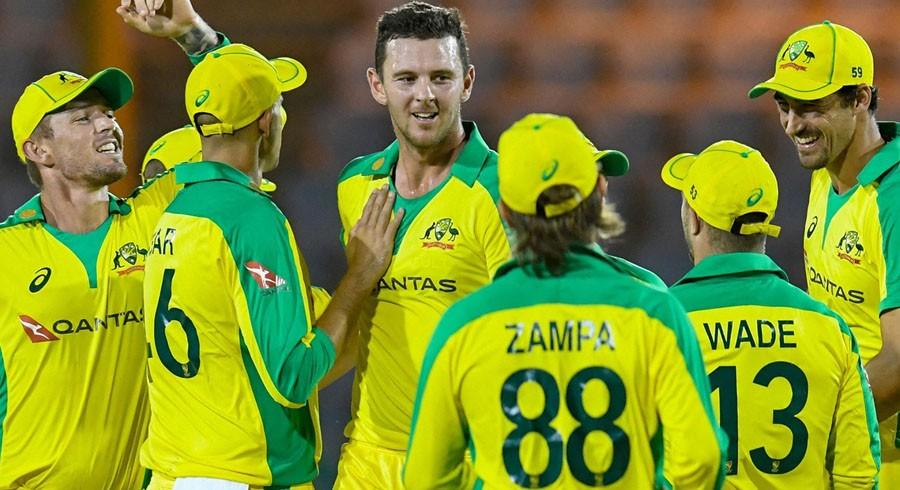 Australia thump West Indies by 133 runs in rain-hit opening ODI