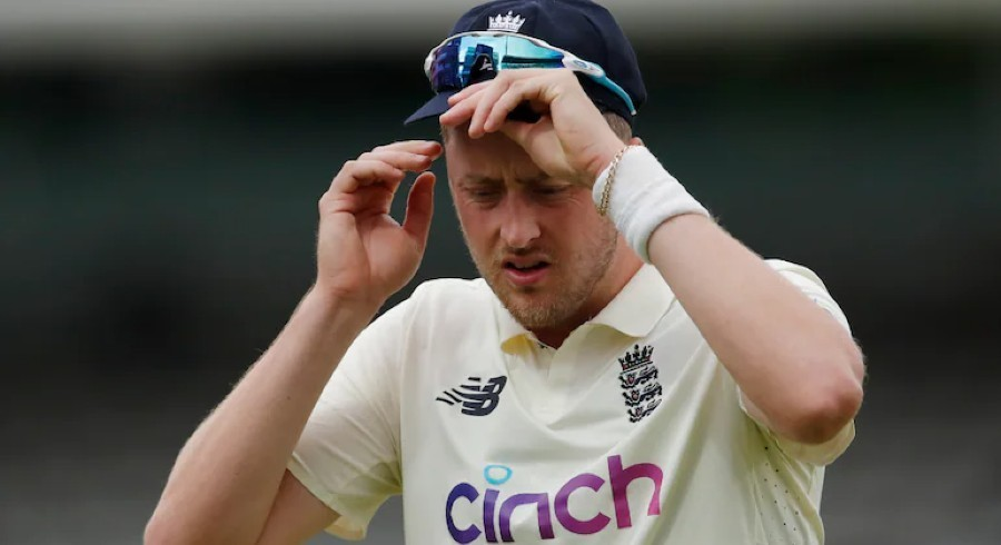 Robinson back in England squad for first two India Tests