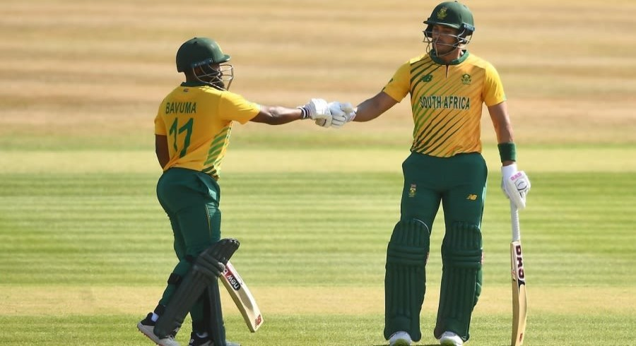 South Africa complete T20I series sweep against Ireland