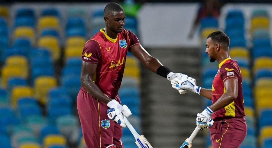 Pooran, Holder lead West Indies to win over Australia