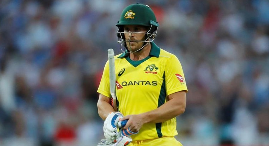 Knee injury forces Australia captain Finch to return home