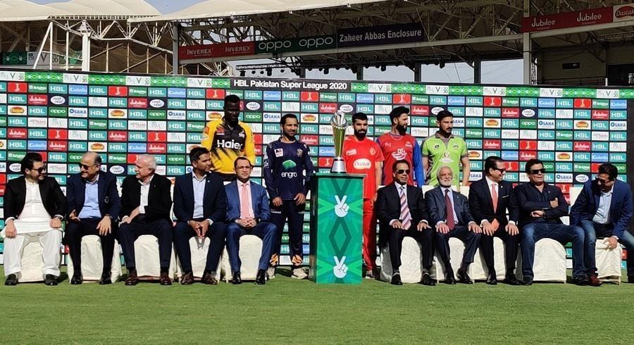 پاکستان سپر لیگ سرد موسم میں ماحول گرمائے گی