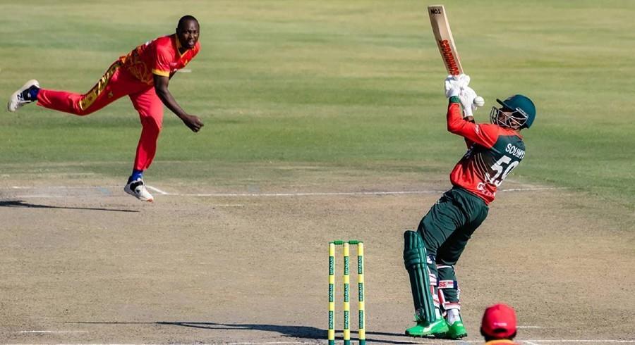Bangladesh beat Zimbabwe by five wickets to take T20I series