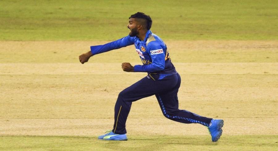 Hasaranga steers Sri Lanka to T20 series win over India