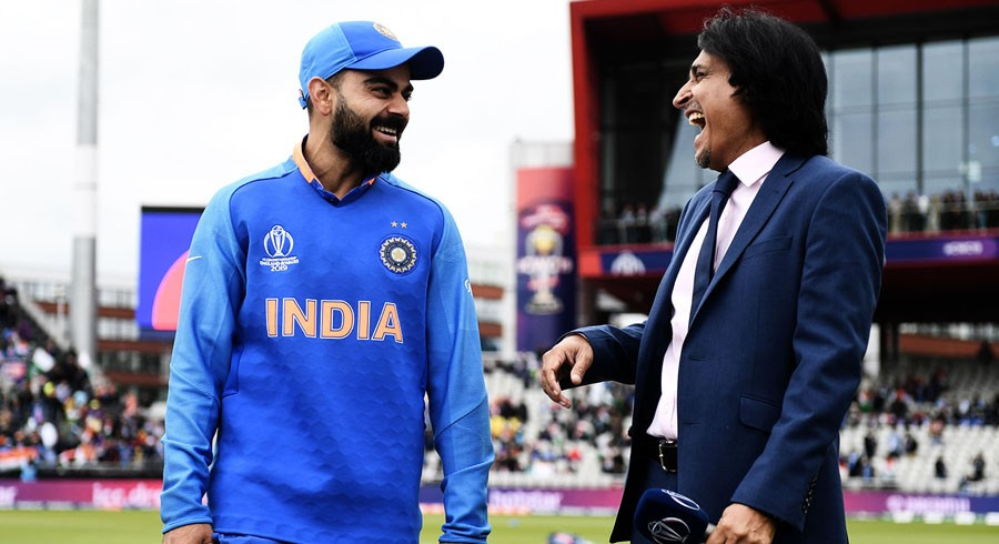 Ramiz Raja has no shortage of friends in India: report