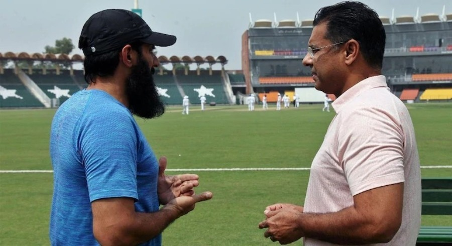 Misbahul Haq, Waqar Younis step down from coaching roles
