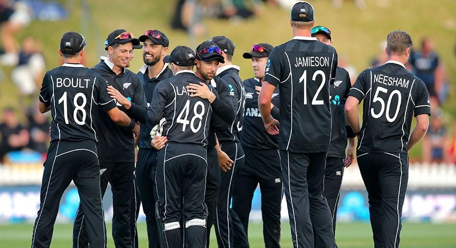 نیوزی لینڈ کرکٹ ٹیم کی 18 سال بعد پاکستان آمد