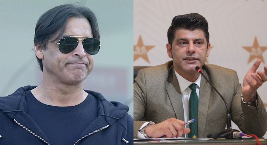 Mohammad Wasim responds to Shoaib Akhtar's 'puppet chief selector' comment