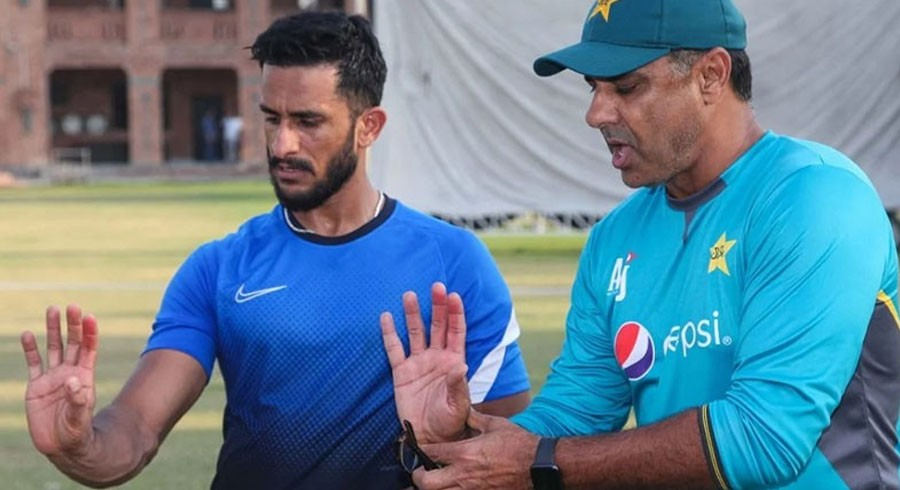 Hasan disappointed with Misbah, Waqar's departure ahead of T20 World Cup