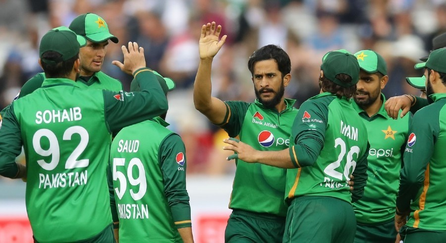 Pakistan name 12-man squad for first New Zealand ODI