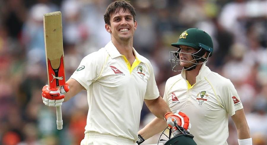 Mitchell Marsh heads into T20 World Cup eyeing Test side recall