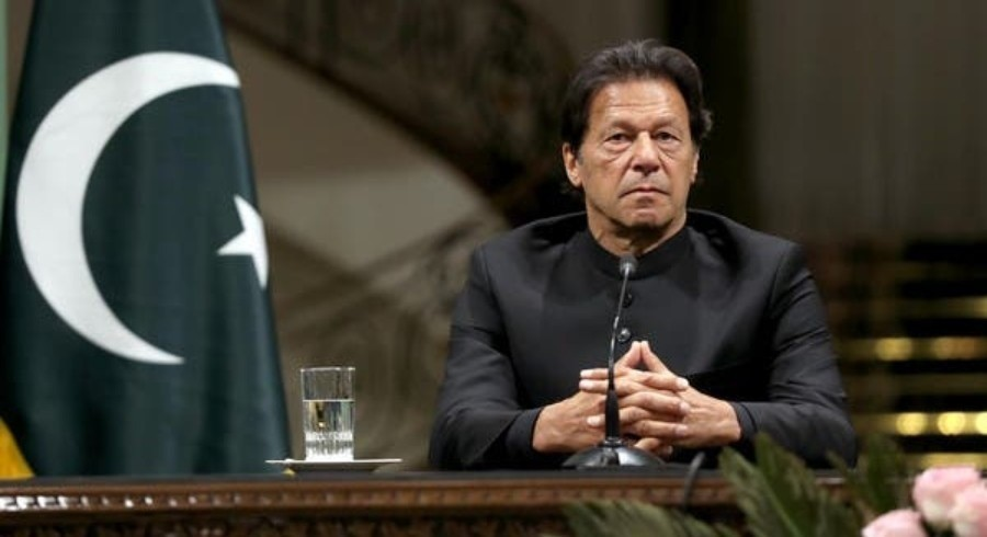 India controls world cricket: PM Imran Khan