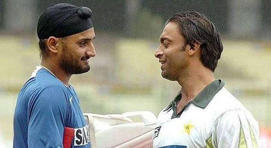 Harbhajan Singh takes a dig at Pakistan, Shoaib Akhtar ahead of T20 World Cup