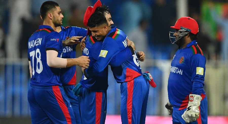 Mujeeb stars as Afghanistan thrash Scotland