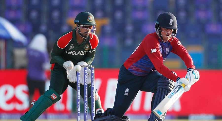 Jason Roy stars as clinical England down Bangladesh