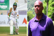 Ian Bishop praises Fawad Alam's 'gratifying story'