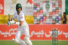 LIVE: Pakistan look for strong finish on day three against South Africa