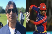 Akhtar advises Sharjeel to improve his fitness