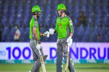 Lahore Qalandars clinch thriller by six wickets against Karachi Kings