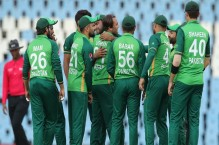 Pakistan's likely playing XI for first South Africa T20I