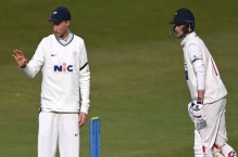 England skipper Joe Root overshadowed by brother Billy in County clash