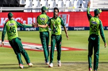Pakistan's likely lineup for second South Africa T20I